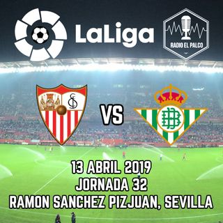Sevilla vs Real Betis en VIVO