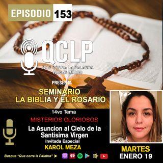 QCLP-LA ASUNCION A LOS CIELOS DE LA VIRGEN MARIA