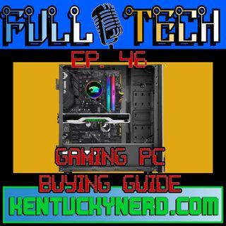 Gaming PC Buying Guide