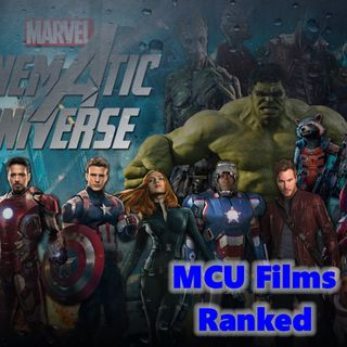 Daily 5 Podcast - MCU Films Ranked