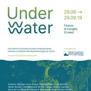 """Andrea Lerda """"Under Water"""""""