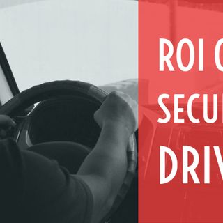 Executive Drive Time - ROI of a Security Driver