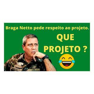 Bolsonaro perde o golpe e Braga Netto apela