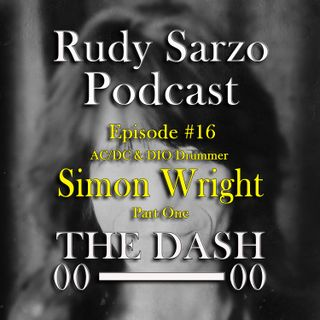 Simon Wright  Episode 16 Part 1