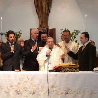 68° Anniversario di Sacerdozio di Padre Matteo La Grua