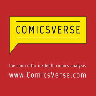 ComicsVerse Comics Podcast