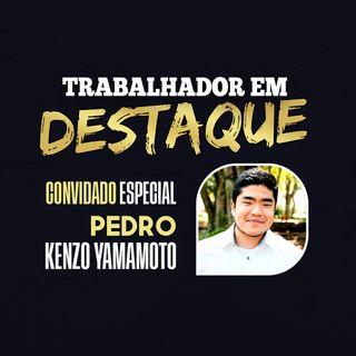 """""""Trabalhador em Destaque"""" recebe o médico veterinário e pesquisador Pedro Kenzo Yamamoto"""