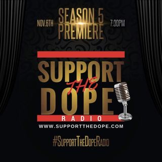 Support The Dope Radio