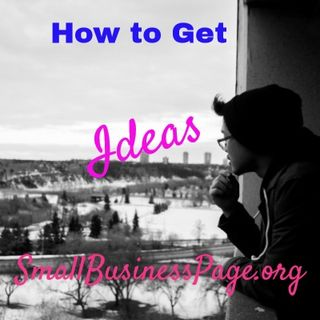 How to come up with ideas