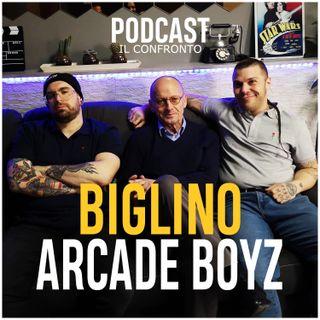 MAURO BIGLINO vs Arcade Boyz [ IL CONFRONTO ]