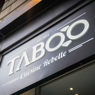Episode 91: Taboo