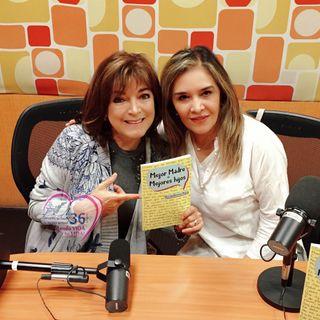 """La Dra. Guillermina Mejía Soto nos presenta su nuevo libro: """"Mejor Madre, Mejores Hijos""""."""