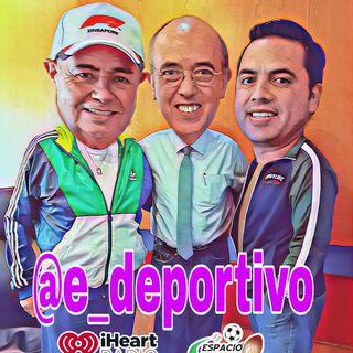 Siempre es muy bonito, llegar a viernes pero más bonito es Espacio Deportivo de la Tarde 04 de Octubre 2019