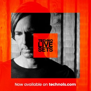 Techno: Richie Hawtin Live at Barranco Arena in Lima, Peru