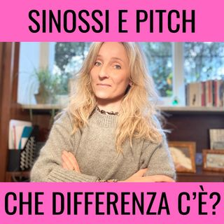 Sinossi e pitch che differenza c'è