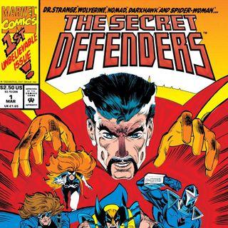 "Unspoken Issues #33 - ""Secret Defenders"" #1"