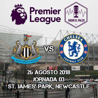Newcastle United vs Chelsea en VIVO