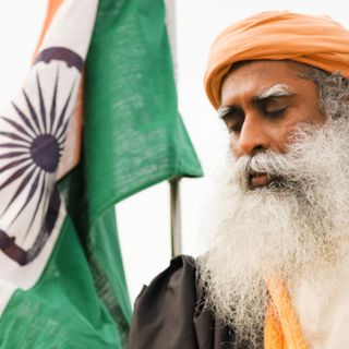 Sadhguru at Siachen: The World's Highest Battlefield