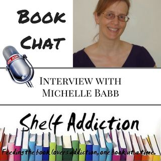 Ep 76: Interview with Audiobook Narrator Michelle Babb | Book Chat