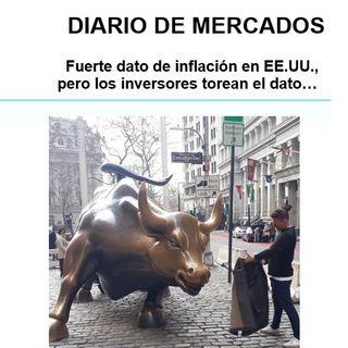 DIARIO DE MERCADOS Miércoles 14 Abril