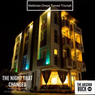 Express Inn At Hulhumale - The Night That Changed Me As A Human