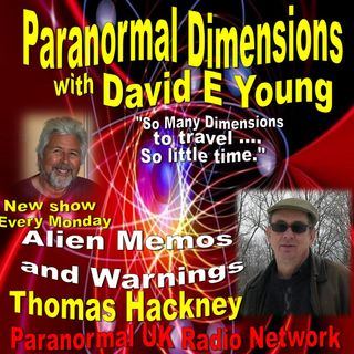 Paranormal Dimensions - Thomas_Hackney