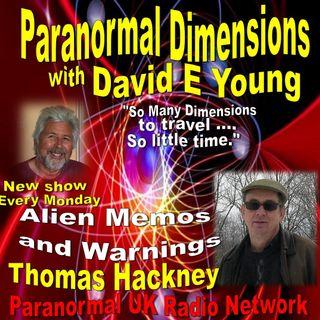 Paranormal Dimensions - Thomas_Hackney