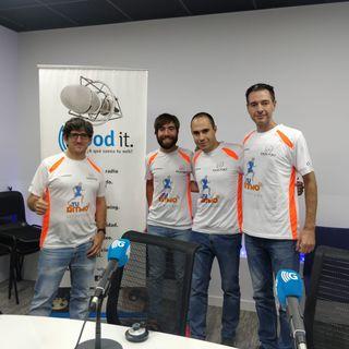 ATR 9x04 - Biomecánica y técnica de carrera, Mundial Doha y running solidario