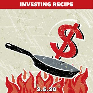 Tom's Recipe for Cooking Up a Better Portfolio