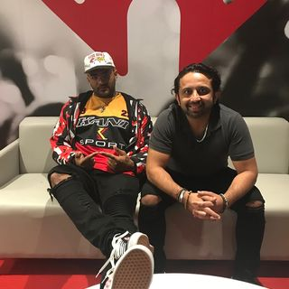 Joyner Lucas With Dj Pup Dawg Jamn945 Boston