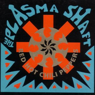 ESPECIAL RED HOT CHILI PEPPERS THE PLASMA SHAFT 1994 #RHCP #