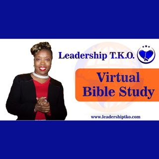 Virtual Bible Study - Luke 22: 1-34