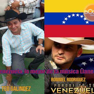 Serenata de Amor a Venezuela, lo mejor de la música Llanera