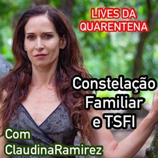 Vivência sobre Constelação Familiar em TSFI  - Lives da Quarentena