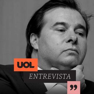 Rodrigo Maia ironiza Moro para 2022: Consultor para a Odebrecht