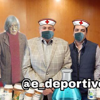 Felicidades a Todos los Doctores en su Día,Espacio Deportivo de la Tarde 23 de Octubre 2019