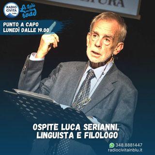 Intervista al prof. Luca Serianni, linguista e filologo