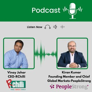 Listen Why PeopleStrong Trusts RChilli