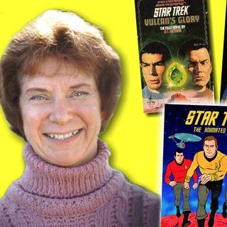 #256: Star Trek talk with legendary sci-fi writer D. C. Fontana