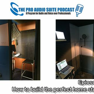 How to build the perfect home studio