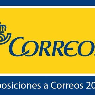 OPOSICIONES CORREOS 2021 TEMA 1 Temario CGT_128k