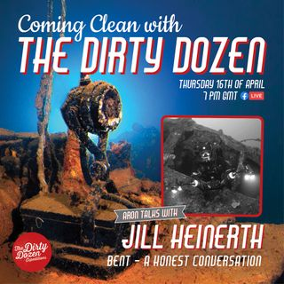 Episode #1: Jill Heinerth; Bent - An Honest Conversation