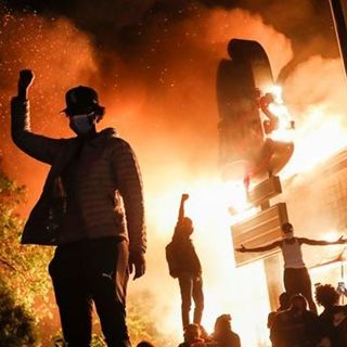 2020 Riots: Why They Are They So Mad?