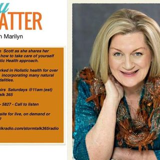 """""""You Matter with Marilyn"""" -Staying Cool, Calm, and Collected"""