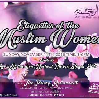 Etiquettes of the Muslim Woman
