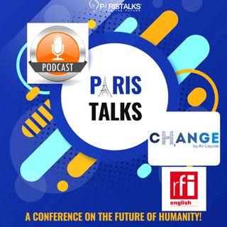 Paris Talks 2019 Talk with Michael BAHATI