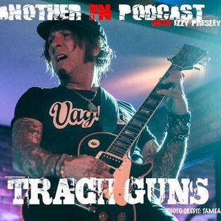 Tracii Guns (Gunzo/ex LA Guns)
