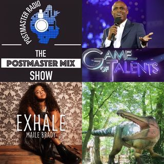 The Postmaster Mix presents: Dino Drive, Game of Talents, Maile Brady's Exhale, and more!