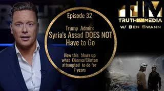 Trump Administration Syria's Assad  Does Not  Have To Go