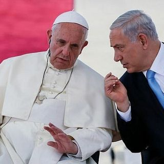 1) 12 -- Pope & Israel Agreement